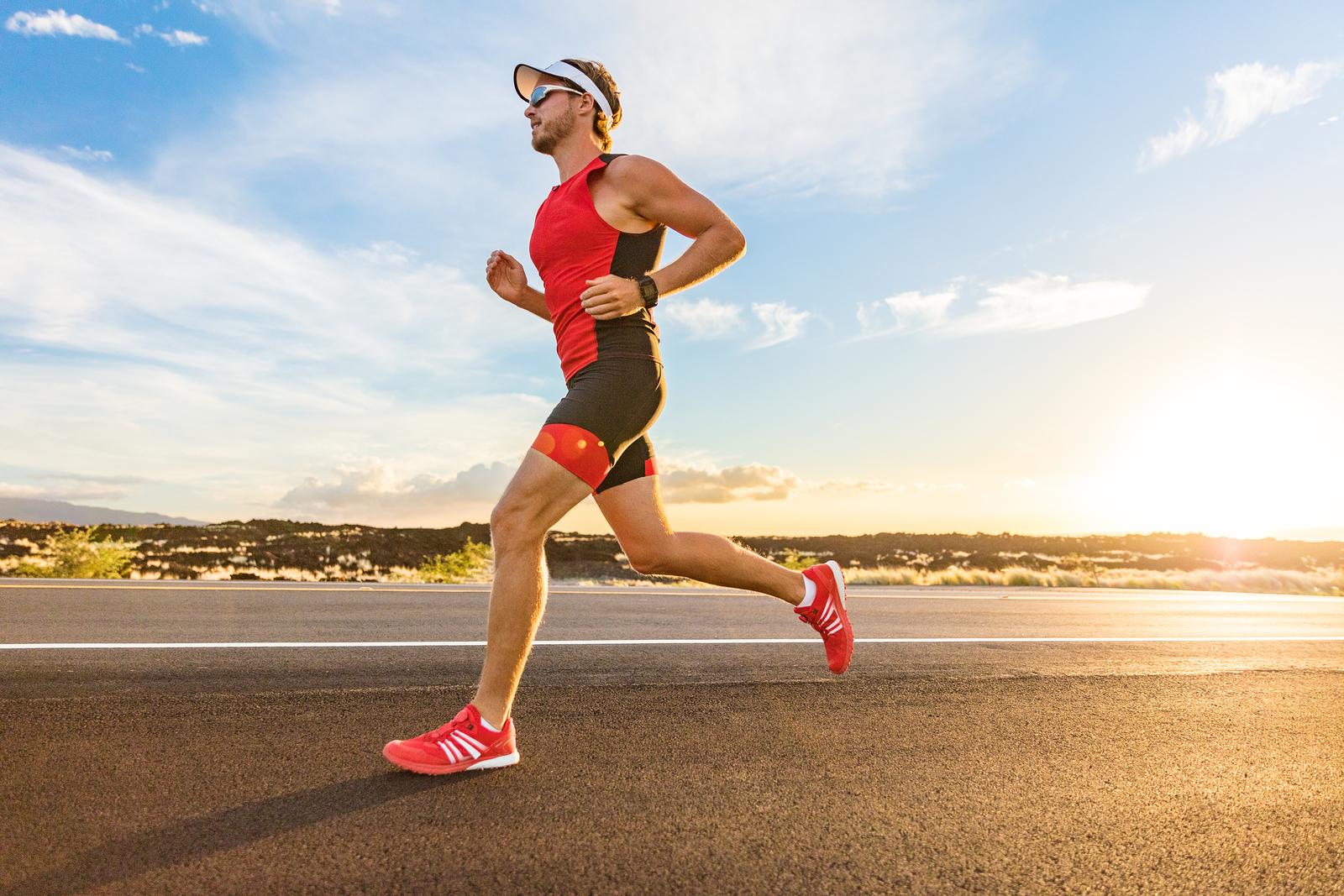 Laufen Sie Ihren ersten Marathon